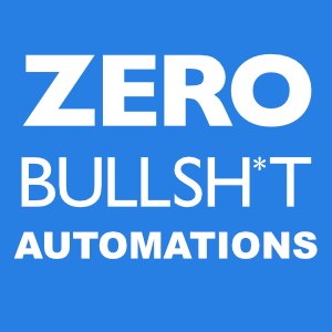 Zero BS CRM: Automations