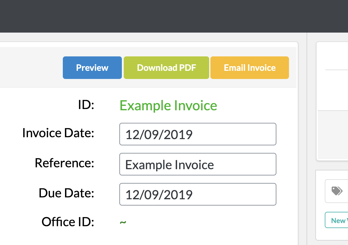 Easy Access makes all Invoices and Quotes single-url accessible